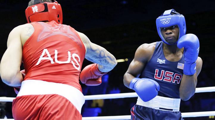 London Olympics Boxing Men