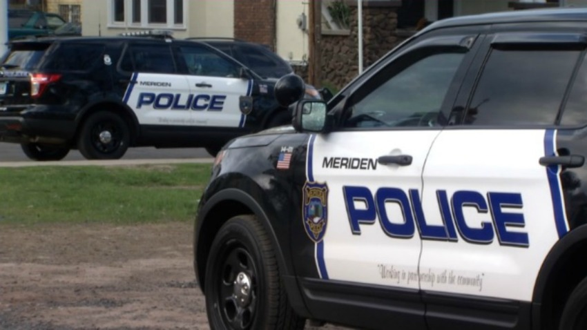 meriden police cruisers