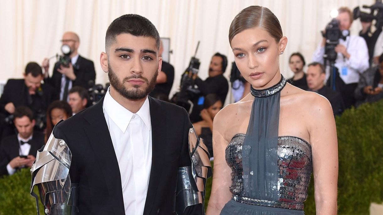 Gigi Hadid Finally Reveals Name of Her and Zayn Malik's Baby Girl – NBC Connecticut