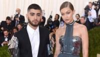 Gigi Hadid Finally Reveals Name of Her and Zayn Malik's Baby Girl