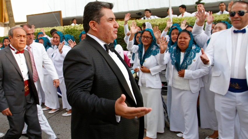 Mexico Church Leader Child Rapes