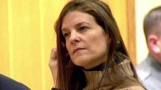 Michelle Troconis in Court