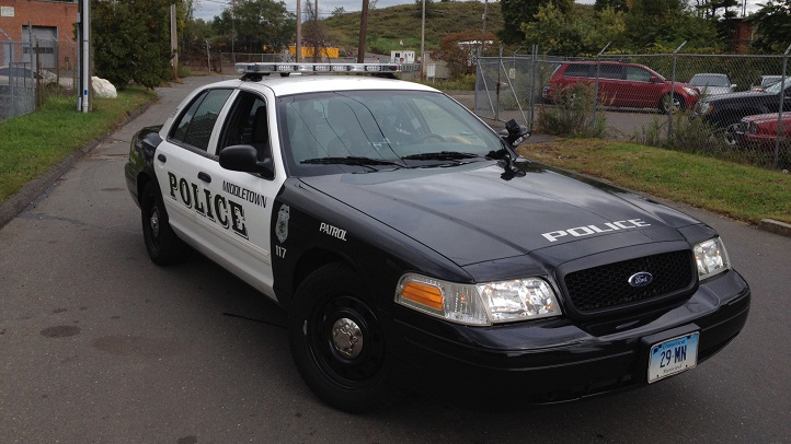 Middletown Police cruiser