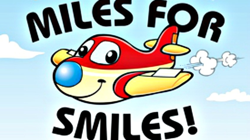 miles for smiles web