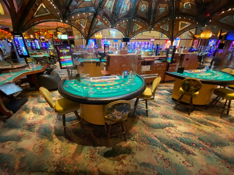 Mohegan Sun Unveils Casino Safety Measures