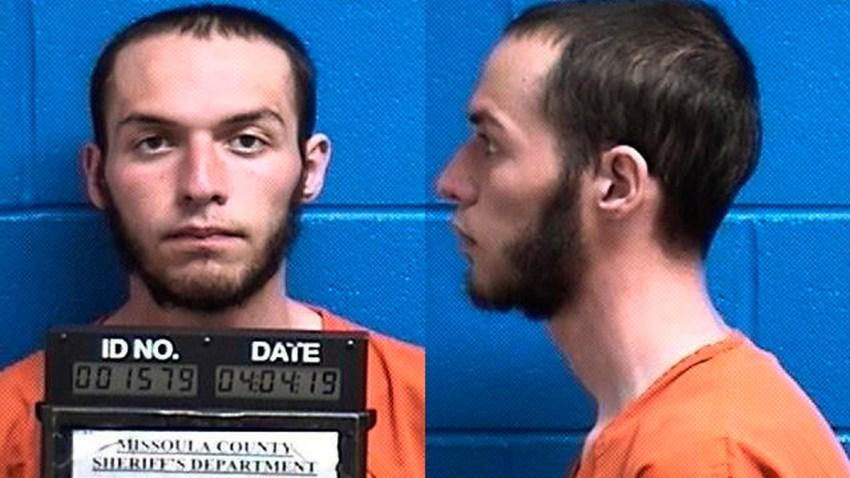 Mosque Attack Montana Arrest