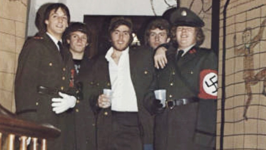 Nazi Uniform Gettysburg Trustee
