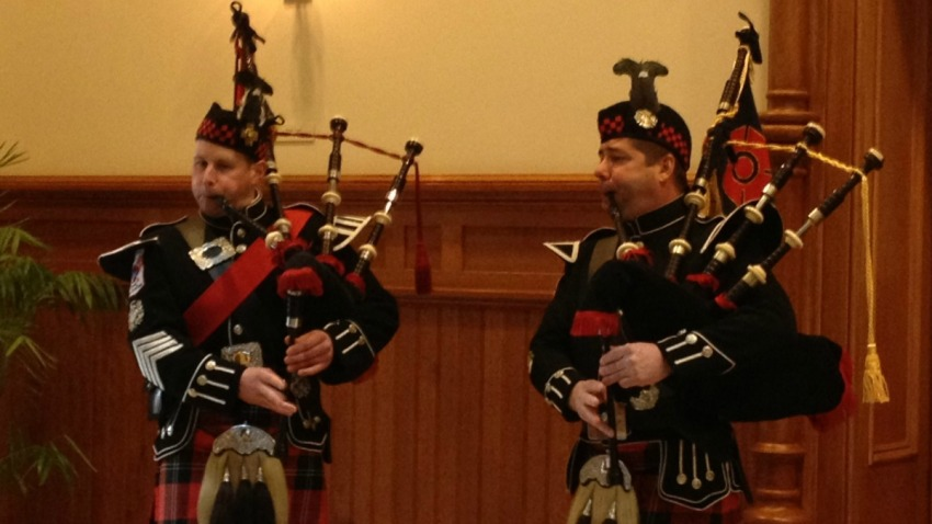 new haven bagpipes