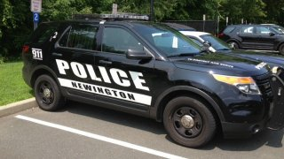 newington police cruiser generic