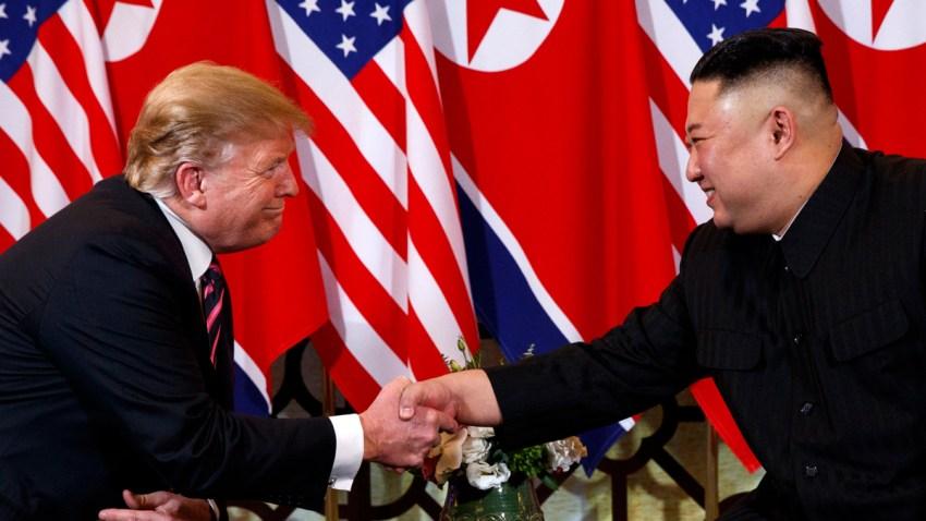 Trump Kim Summit Disputed Deal-breaker