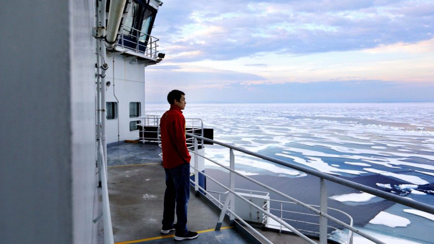 New Arctic The Journey Midnight Sun