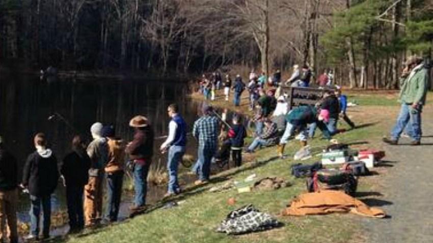 opening day fishing season