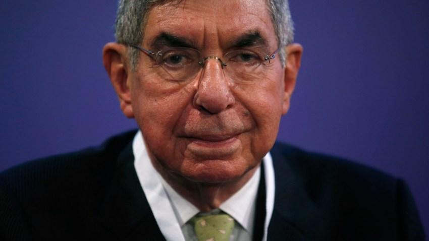 Costa Rica Oscar Arias