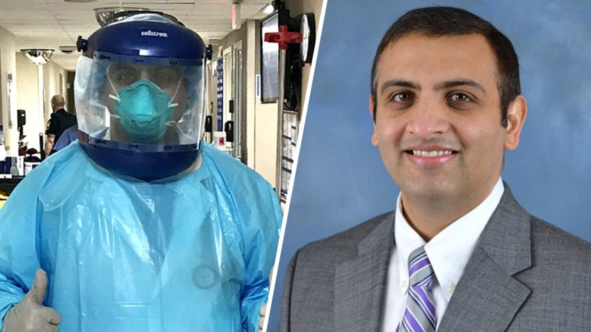 Dr. Parth Mehta is of on approximately 127,000 immigrant physician battling the coronavirus pandemic in the United States.