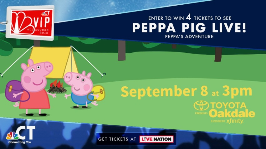 peppa pig 2019 sweepstakes