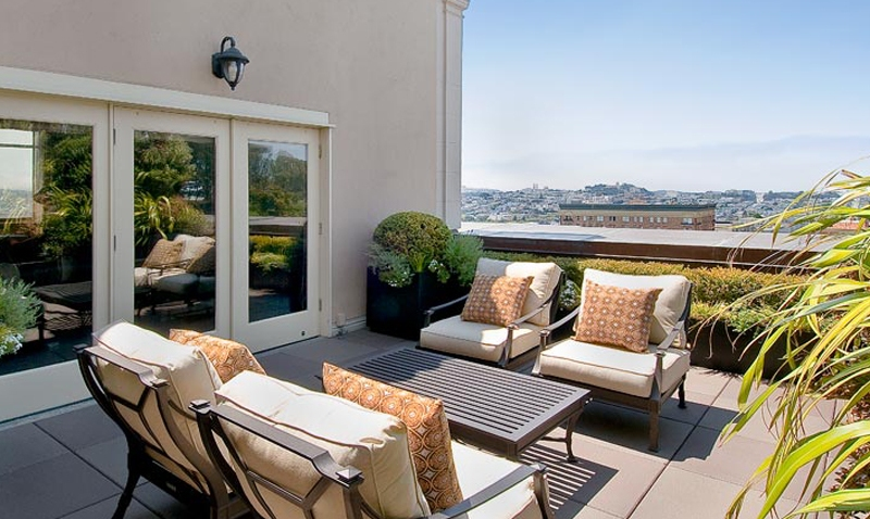 [OPEN HOUSE] A Pacific Heights Penthouse in San Francisco