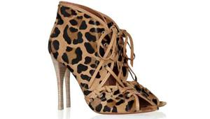 polyvore leopard print shoe