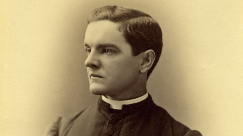 reverend Michael McGivney