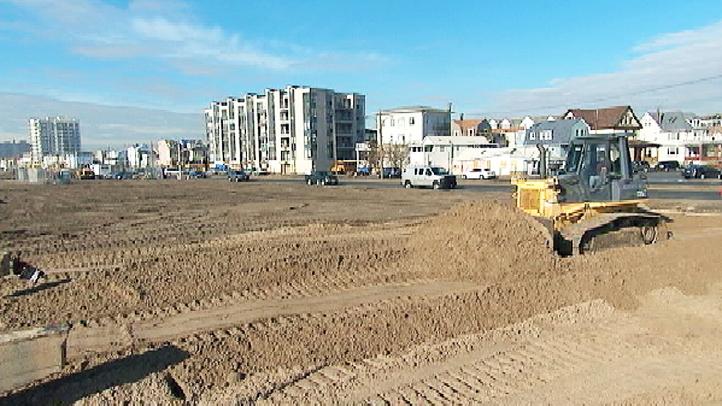 rockaway rebuilding sandy