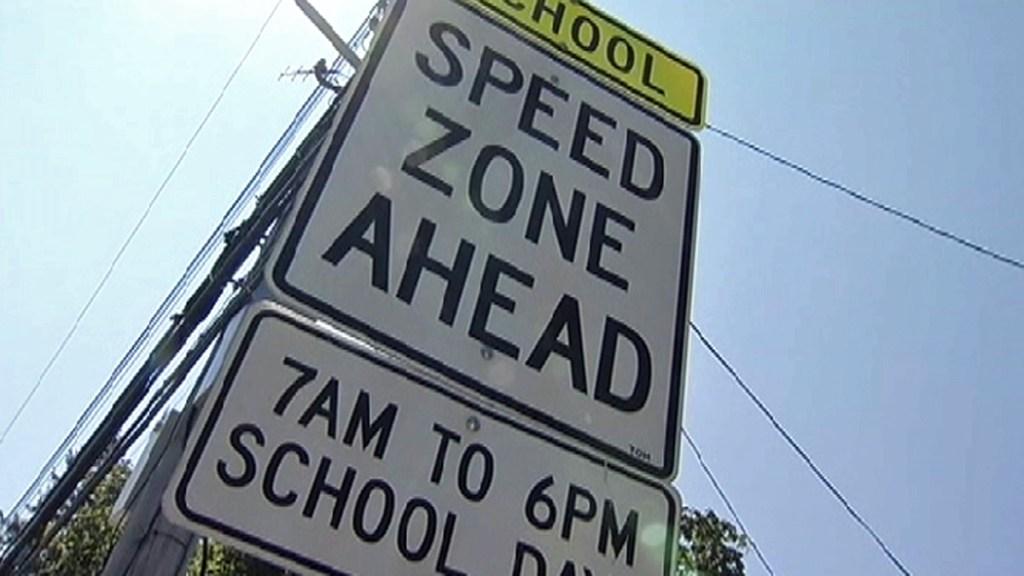 school zone speed cameras