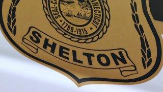 Shelton Police logo