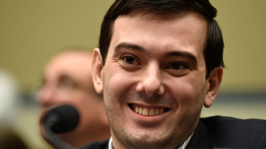 Drug Price Hikes Shkreli