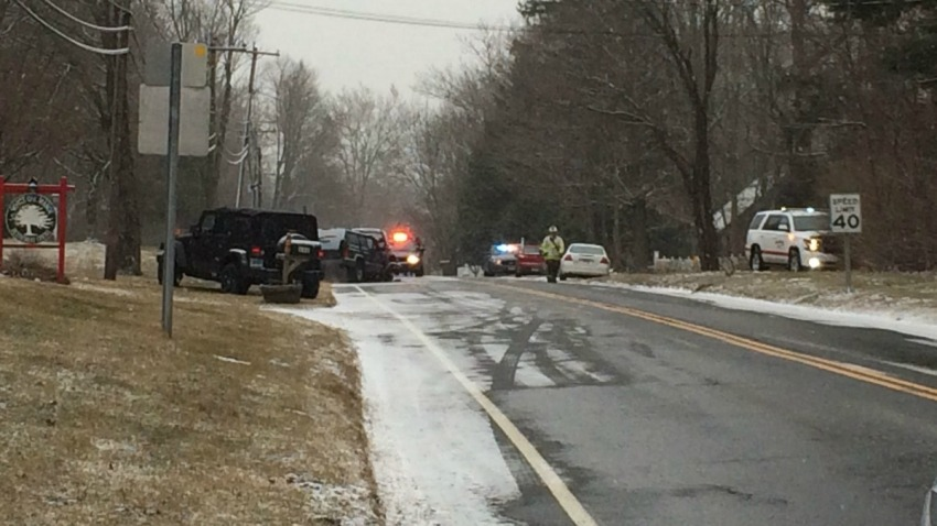 southbury serious crash