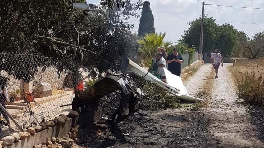 Spain Aircraft Crash