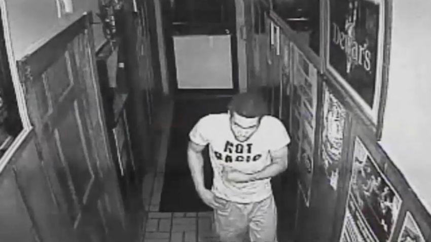 stamford restaurant burglar
