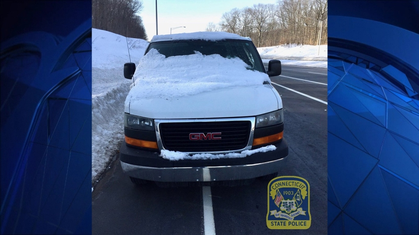 state police car covered in snow 1200