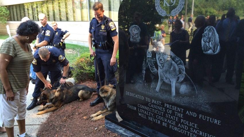 state police k9 memorial