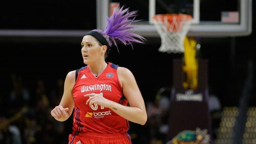 Mystics Sparks Basketball