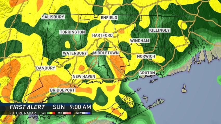 sunday rainstorm darren