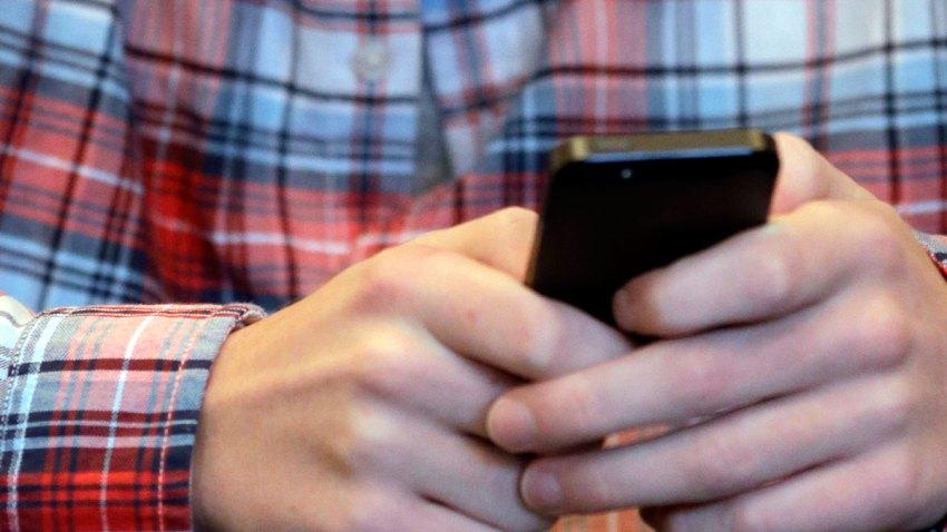 Unexplained Text Messages