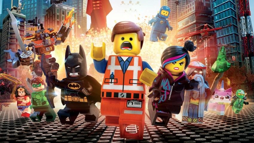 the lego movie large