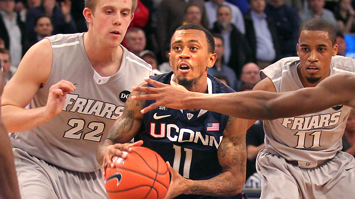 UConn Providence Basketball Boatright