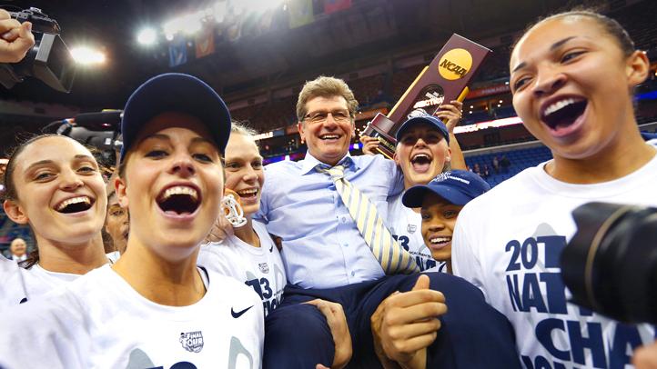 UCONN NCAA WIN
