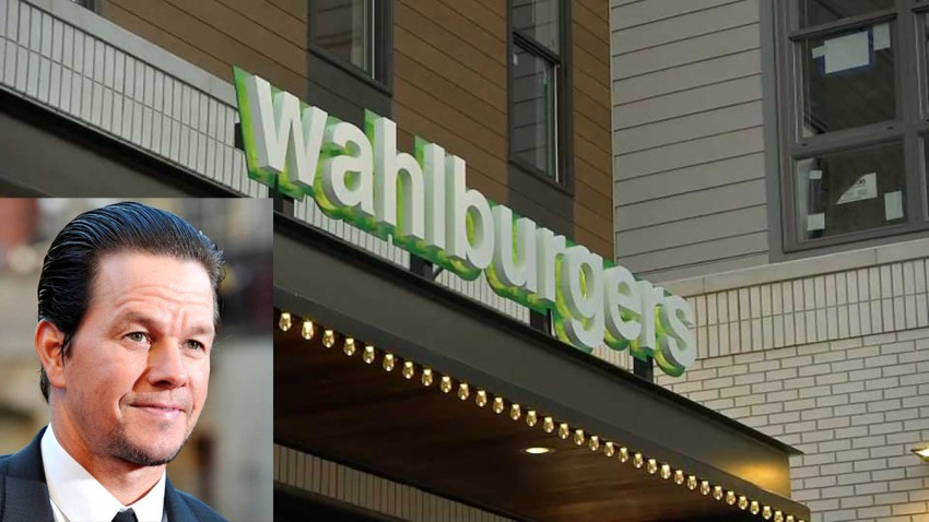 wahlburgers and mark wahlberg