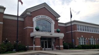 west haven police station generic