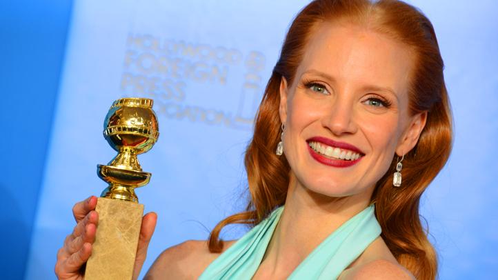 70th Golden Globe Awards - Press Room
