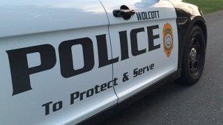 Wolcott Police cruiser