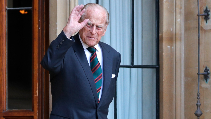 Prince Philip The Duke of Edinburgh at Windsor Castle