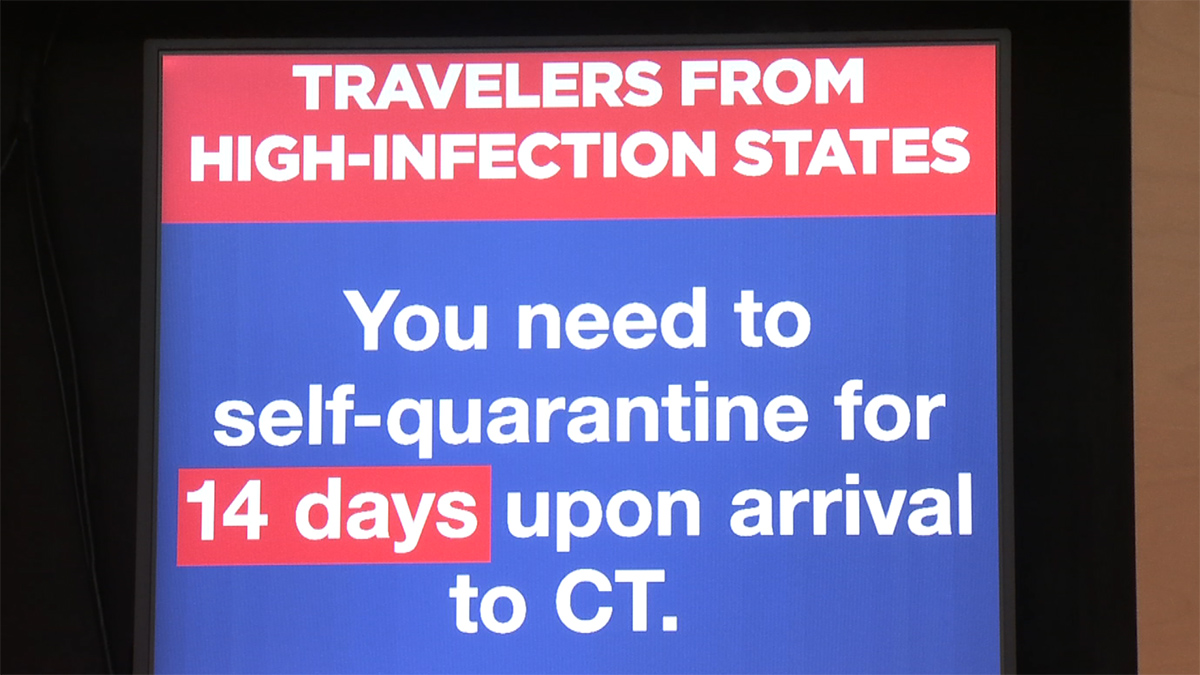 Colorado Added To List Of Covid 19 Hotspots Subject To Conn Travel Advisory Nbc Connecticut