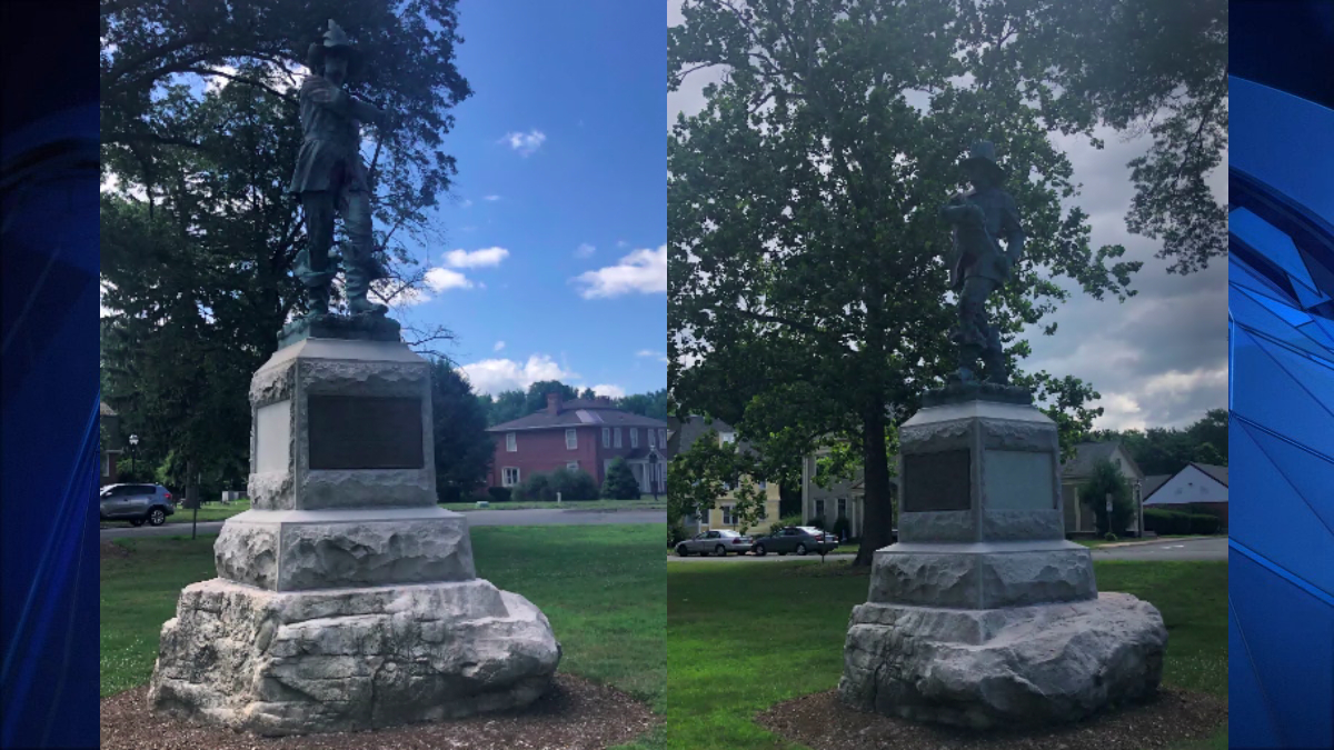 City Officials Discuss Removal of Controversial Statue in Windsor