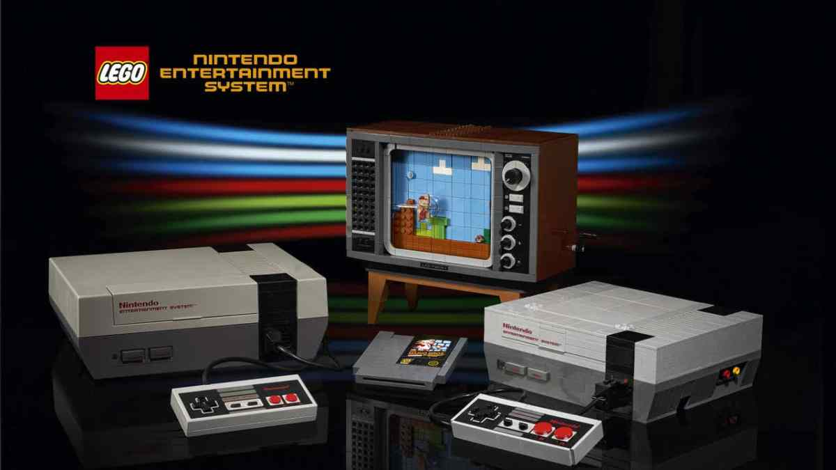 Nintendo Teams Up With Lego For Replica Of Classic Nes Nbc Connecticut