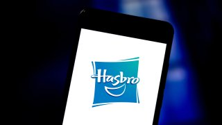 The Hasbro logo