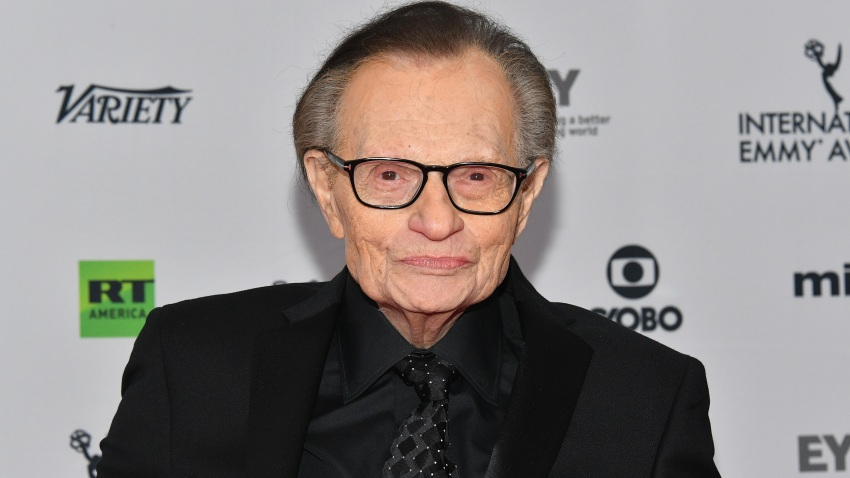 Larry King Is Hospitalized With Coronavirus Reports Nbc Connecticut