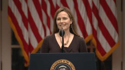 Trump Nominates Amy Coney Barrett To The Supreme Court Nbc Connecticut