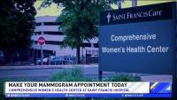 CT LIVE!: Free Mammograms at Saint Francis Hospital