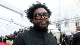 HOLLYWOOD, CALIFORNIA - FEBRUARY 09: Questlove attends the 92nd Annual Academy Awards at Hollywood and Highland on February 09, 2020 in Hollywood, California.